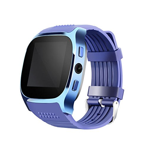 Amazon.com: GIMTVTION T8 Bluetooth Smart Watch,Unlocked ...
