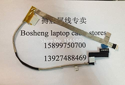 Computer Cables Laptop LCD Cable for HP Probook 4340S 4341S 4345S 4346S LCD Cable S133 50.4rs04.011 Cable Length: 0.8m