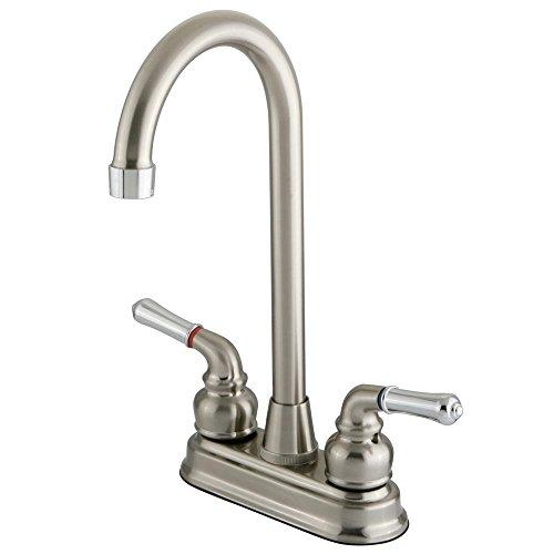 - Kingston Brass KB497 Magellan Bar Faucet, 4-3/4