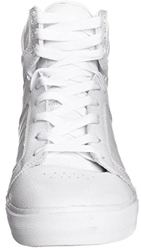 Supra Skytop Weiß Neu Herren LederSkate Sneaker Schuhe Stiefel