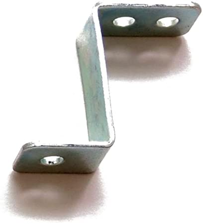 50 3//4 inch  canvas OFFSET CLIPS  picture frame 50 screws Large
