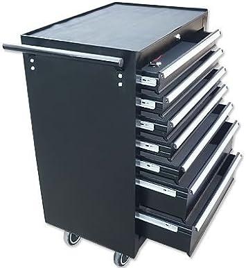Organizador profesional de herramientas de 7 cajones para garaje ...
