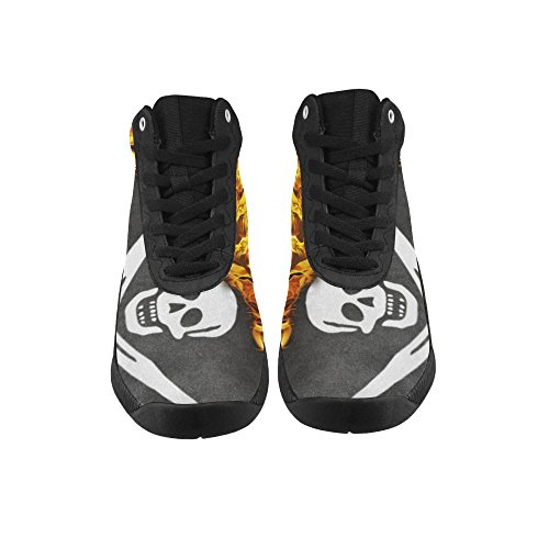Running Sneakers D Story Shoes Basketball Pirate Shoes Flag Boost Burning qYwgq4