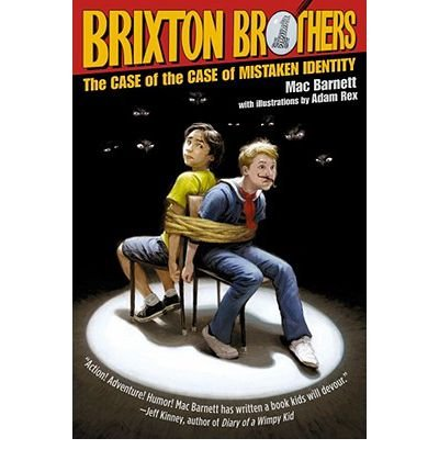 Download The Case of the Case of Mistaken Identity (The Brixton Brothers #1) pdf