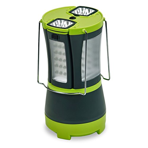 Otimo Portable Outdoor LED Camping Lantern - Emergency Lantern - 60 Ultra-Bright LEDs - 2 Detachable Bright LED Flashlight by Otimo