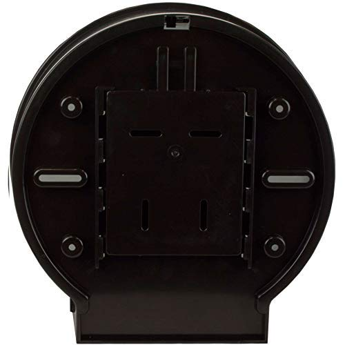 Janico 2009 Jumbo Roll Toilet Paper Dispenser - 9 Inch Single Roll, Wall Mount, Translucent Black by Janico (Image #6)