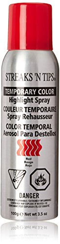neon hair spray - 9