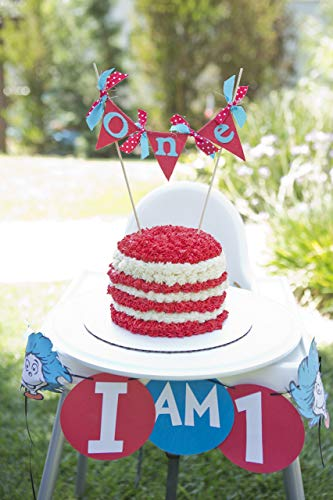Cat in the Hat Cake Topper ()