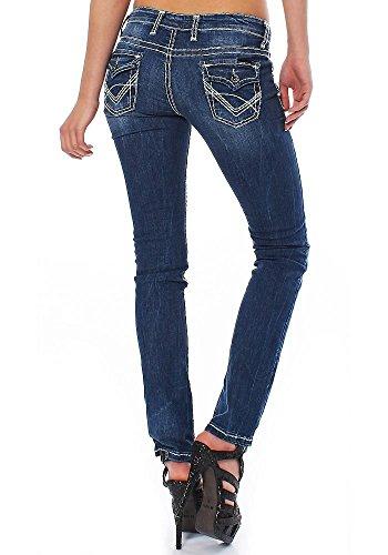 Jeans 232 Baxx Pour Femmes Bleu Cipoamp; Cbw CsthQrd