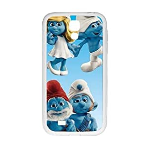 Charming The Smurfs Cell Phone Case for Samsung Galaxy S4