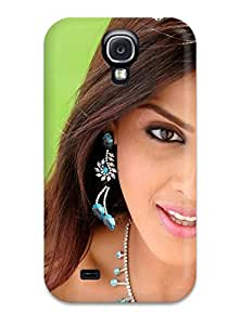 4889171K13186169 Case Cover, Fashionable Galaxy S4 Case - Genelia Lovely