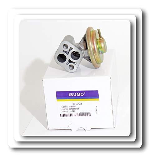 MD199283 Exhaust Gas Recirculation Valve