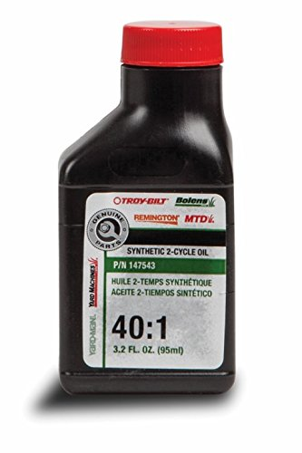 MTD Genuine Parts 40:1 2-Cycle Oil - 3 2 oz
