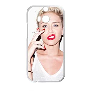 miley cyrus Phone Case for HTC One M8
