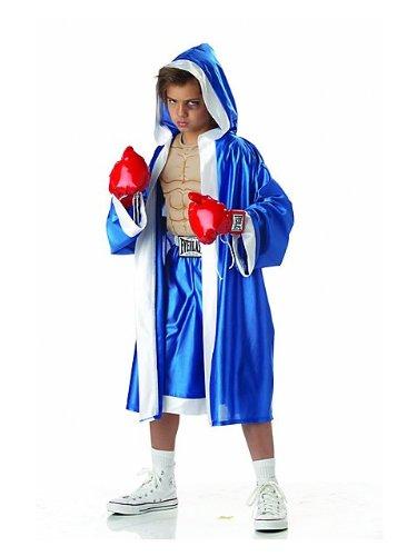 California Costume Everlast Boxer Boy Costume with Gloves!