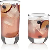 Libbey Polaris 16-piece Tumbler Glasses Set