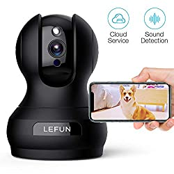 Image of the product Pet Camera Lefun 1080P that is listed on the catalogue brand of Lefun.