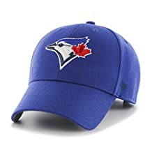 47 Brand Men's Toronto Blue Jays 47 MVP Cap O/S Blue
