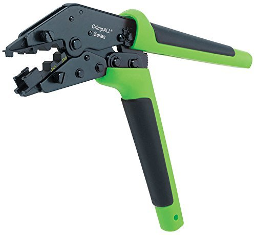 - Greenlee 8021 Ergonomic CrimpALL 8000 Insulated Terminal and Lug Crimper by Greenlee Textron