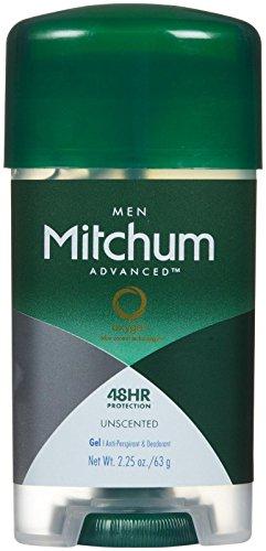 Mitchum Clear Gel Antiperspirant & Deodorant for Men, Uns...