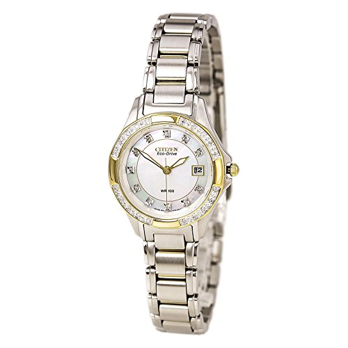 Citizen Women's EW2134-50D Silhouette Eco Drive Watch