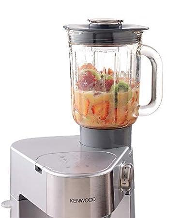 Kenwood Prospero KM282 Robot de cocina, diseño compacto, 900 W, Metal, Blanco