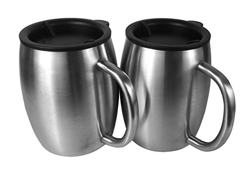 Set-of-2-Avito-Stainless-Steel-14-Oz-Double-Walled-Insulated-Coffee-Mugs-with-Lids-Best-Value-BPA-Free-Healthy-Choice-Shatterproof-and-Spill-Resistant