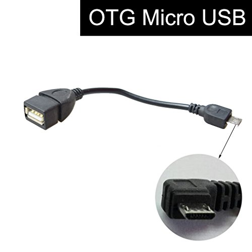 E-KYLIN Micro USB OTG Cable for Car GPS Navigation System