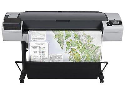 """HP Designjet T-Series T795 Inkjet Large Format Printer - 44"""" - Color"""