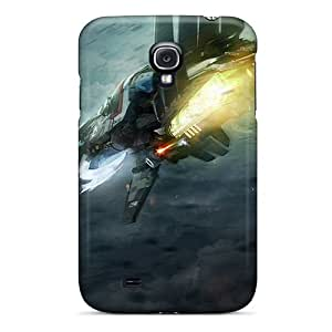 Johnlatisee Case Cover For Galaxy S4 Ultra Slim MmfwGzX4988FtNxI Case Cover