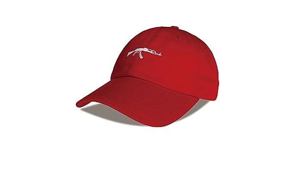 Llxln Lavado Popular Gorra De Béisbol Hombres Pistola Negro Bordado Hat  Para Las Mujeres Planas Hip-Hop Capsb  Amazon.es  Deportes y aire libre 0eaf8292566