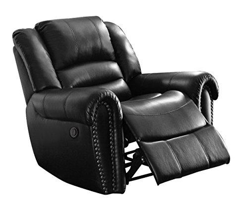 Artemis Lounge Chair Dark Walnut And Black