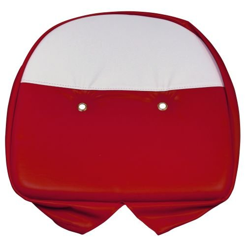 (Complete Tractor 1110-1701 Seat Cushion, Red)