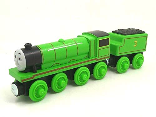 (Diecasts & Toy Vehicles - Wooden Trains Trains with Tracks Railway Toys for Children - by Faxe)