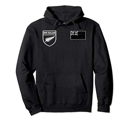 All Blacks Rugby Jersey - New Zealand Rugby Jersey Hoodie