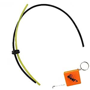 HURI Fuel Line with Grommet Assembly for Stihl FS83 FC83 FS73 FC73 HT73 4141 358 0800