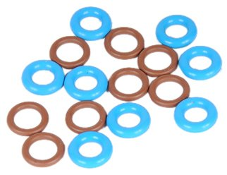 ACDelco 217-1588 GM Original Equipment Fuel Injector O-Ring Kit with Assorted ()