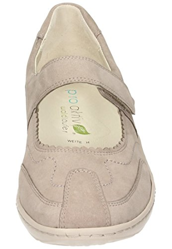 slipper 8 Waldläufer Beige H 942251 Damen 1YqxRw4