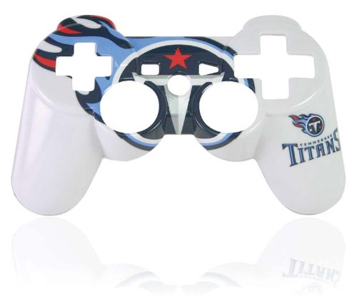 (PS3 Official NFL Tennessee Titans Controller Faceplate )