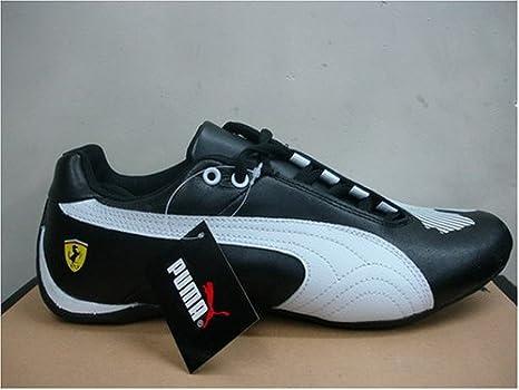 puma with ferrari shoes