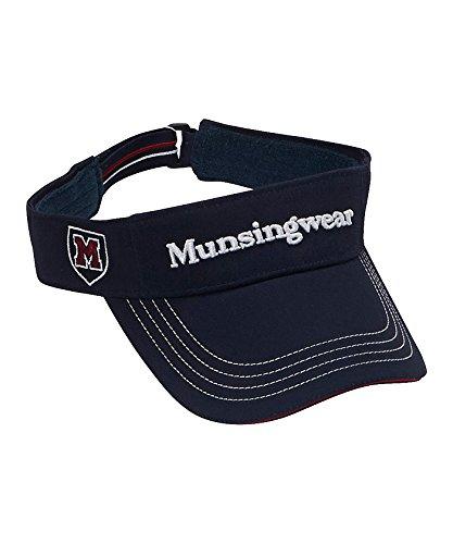 (マンシングウェア) Munsingwear(マンシングウェア) ボウシ MGBLJC50 NV00 NV00(ネイビー) F