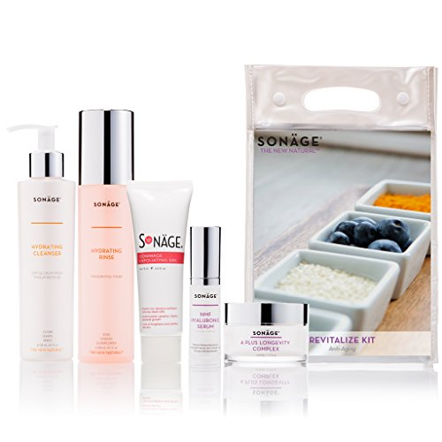 Revitalize Kit (Sonage Revitalize Kit for Aging & Wrinkles)