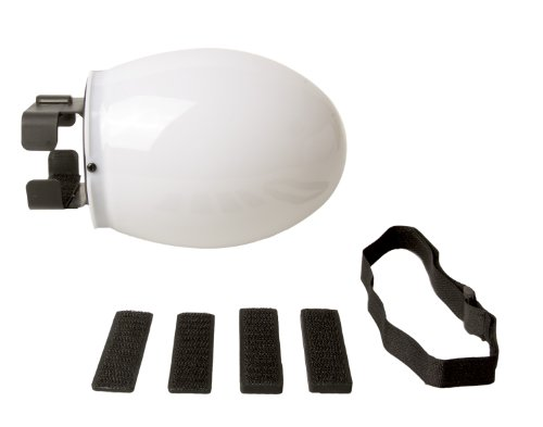Fovitec - 1x Photography Speedlight Light Globe - [Universal Fitment][Lightweight][Easy Set-Up][Rubber Tipped][Flexible]