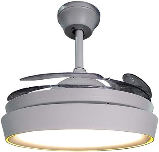 Lámparas de araña 42 pulgadas modernos ventiladores de techo con ...