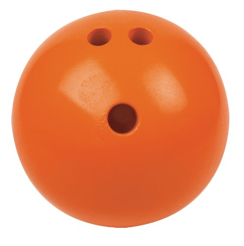Champion Sports 3-Pounds Plastic Rubberized Bowling Ball