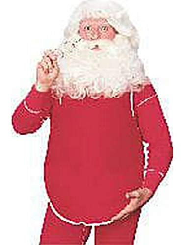 Santa Claus Belly Adult Costume Accessory - Standard
