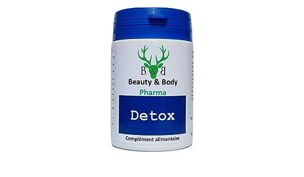 détox Cure détox 120 Cápsulas limpieza del hígado, limpieza del colon, Estreñimiento Cure renouvellable Beauty & Body, la calidad los premio: Amazon.es: ...