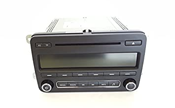 40eea96d6 Image Unavailable. Image not available for. Colour: SKODA Swing Original  Car Radio/5J0035161g New