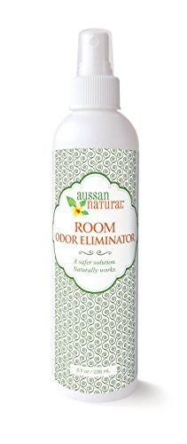 Aussan Natural Room Odor Eliminator, 8 oz Spray