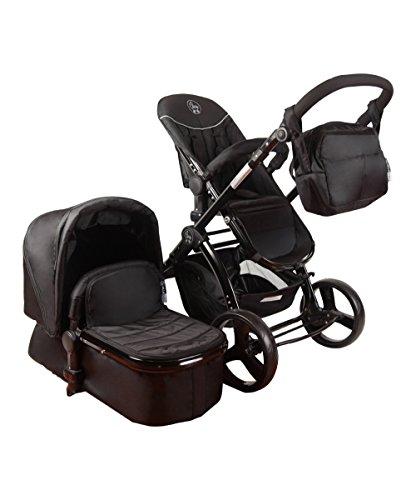 Elle-Baby-Deluxe-Stroller-System